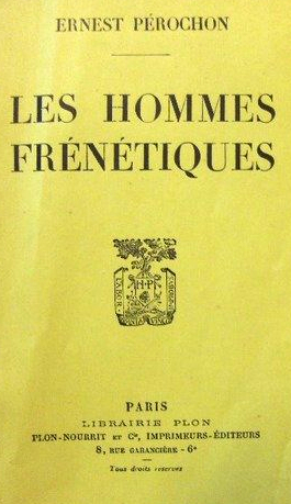 HOMMES FRENETIQUES