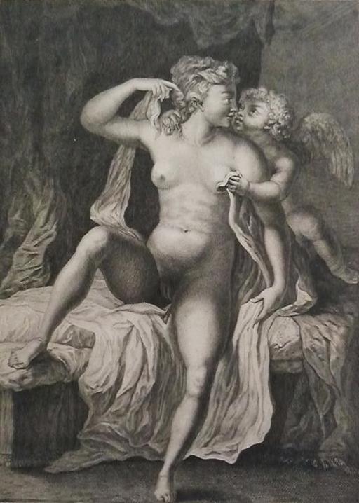 Gravure erotique XVIII 2