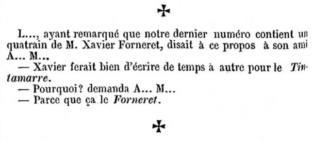 JEU DE MOTS1 FORNERET TINTAMARRE