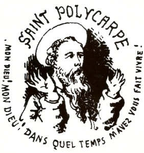 SAINT POLYCARPE FLAUBERT