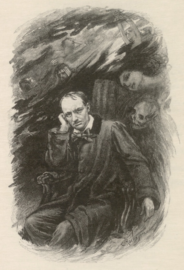 Charles Baudelaire - Georges Rochegrosse et Eugène Decisy