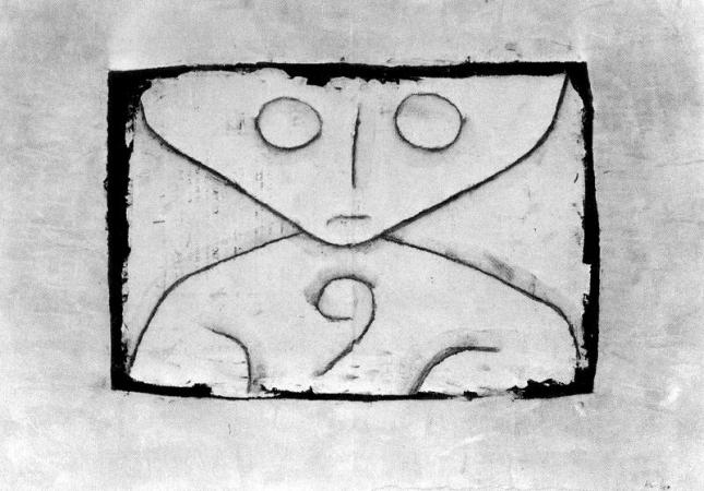 paul-klee-letter-ghost